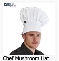 azulwear-cape-town-chef-uniforms chef mushroom hat